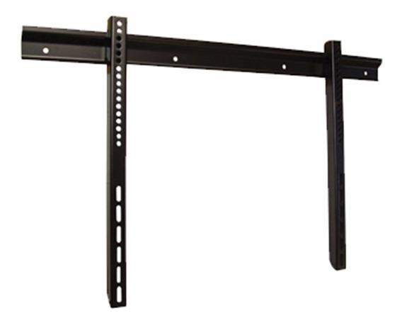 Suporte Tv Fixo Ultra Slim 37 -70 Sbrp300 Preto - Brasforma