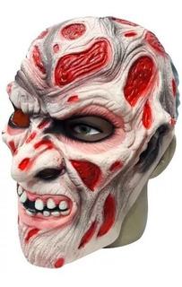 Luva Com Garras + Mascara Freddy Krueger Elm Street