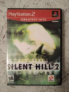 Ps2 Silent Hill 2 Completo,con Subtítulos En Español