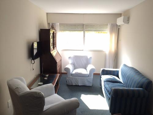Lindo Apto Con Muebles En Centro Sur