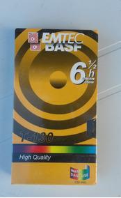 Vhs Emtec Basf T-130 High Quality
