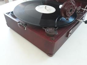 Gramofone Gramophone Supraphon Czechoslovakia Model Gp 02