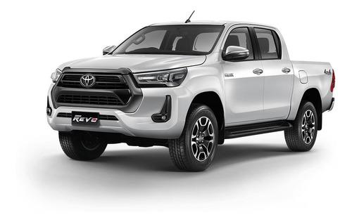 Toyota Hilux 4x2 Dc Srx 2.8tdi 6at 204cv Mod.2021 Disponible