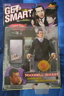 Super Agente 86 Muñeco Coleccion Maxwell Smart