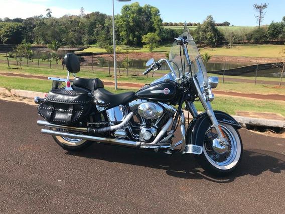 Harley Davidson Flstci Heritage Softail Classic