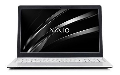 Notebook Vaio Fit 15s I5 8gb 1tb W10 Home Branco