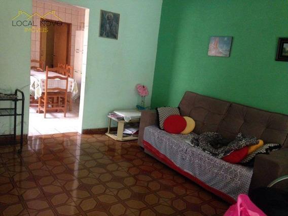 Casa Residencial À Venda, Vila Galvão, Guarulhos. - Ca0091