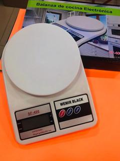 Balanza De Cocina Digital 10kg