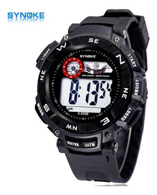Relógio Synoke Militar S-906b À Prova D