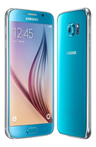 Celular Refabricado Samsung Galaxy S6 Sm-g920 32gb 3gb Ram