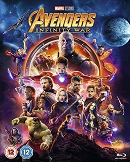 Avengers Infinity War Hd 1080p Esp Latino Digital Pelicula