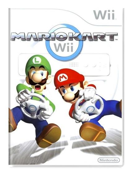 Mario Kart Wii | Midia Física Original Nintendo