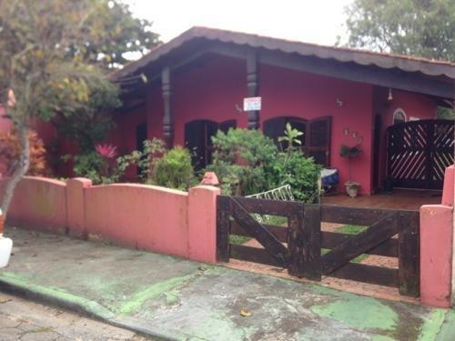 Imagem 1 de 14 de Ótima Casa À Venda Na Cidade De Itanhaém - 2165 | A.c.m