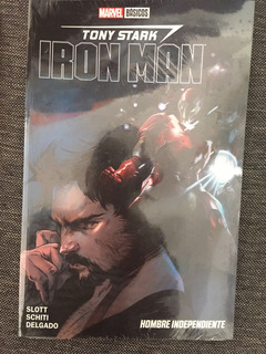 Tony Stark Iron Man Tpb Dc Comics Smash