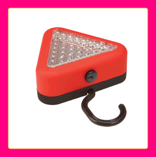 Emergencia 39 Led Triángulo Worklight 3pz