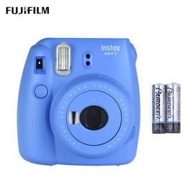 Câmera Instante Fujifilm Instax Red Blue