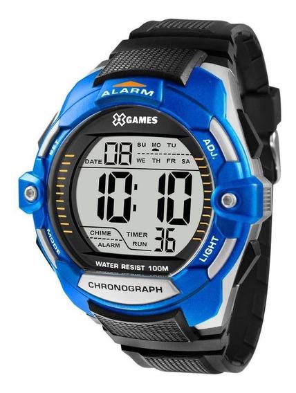 Relógio De Pulso X-games Xmppd433 Bxpx