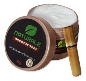 Manteiga De Bambú Naturale 300g - Hidratação Original