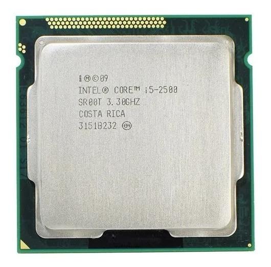 Processador Intel Core I5-2500 3,30 4 Núcleos