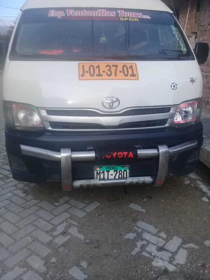 Toyota Hiace 5l