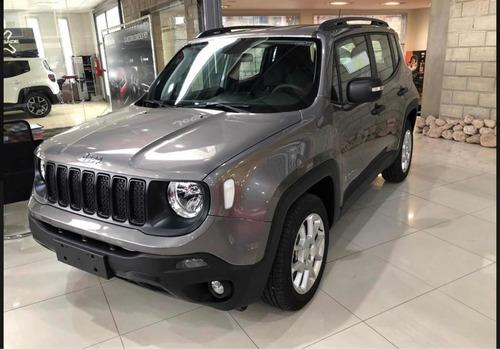 Jeep Renegade 2021 1.8 Sport 0km