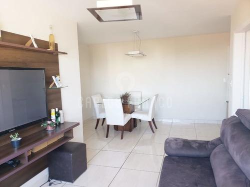 Imagem 1 de 15 de Campo Grande - 2 Dormitórios - 1 Vaga - Cf65386