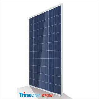 Panel Solar Fotovoltaico Trinasolar 270w 24v Emporio