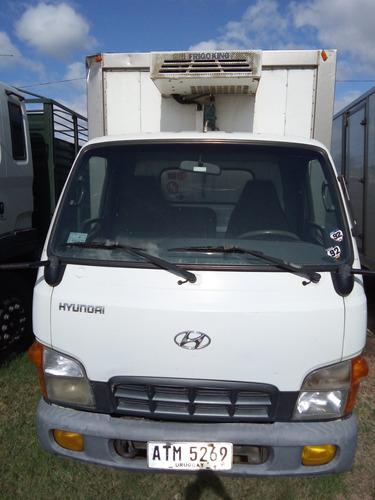Camion Hyundai Hd45 Refrigerado