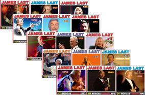 James Last Discografia Completa 208 Cd Com 2.023 Músicas