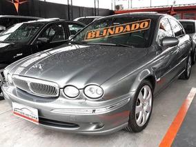Jaguar X-type 3.0 Se V6 24v Gasolina 4p Automático 2004
