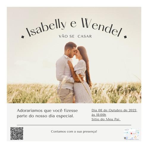 Imagem 1 de 8 de Convite Digital Interativo E/ou Save The Date