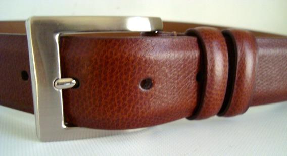 Cinturón Allen Edmonds Talla 36 90cm. Piel Made In Usa