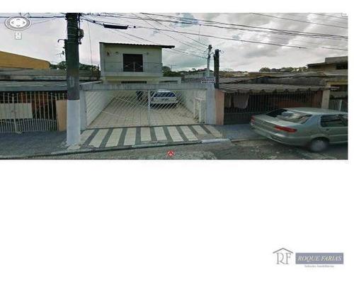 Sobrado Residencial À Venda, Cipava, Osasco - So0164. - So0164