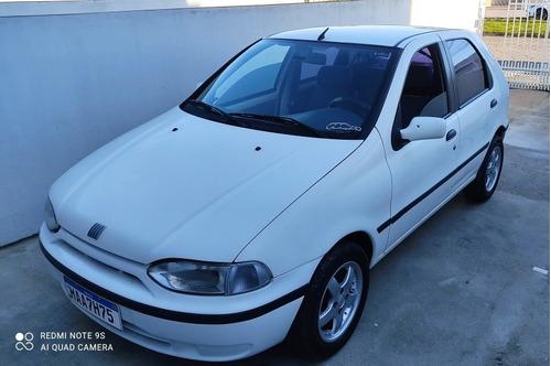 Imagem 1 de 7 de Fiat Palio 1998 1.0 Ex 5p Gasolina