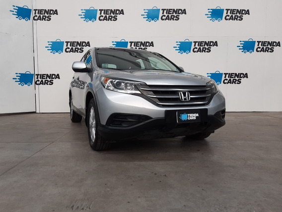 Honda Cr-v 2.4 Lx 2wd 185cv At Gris