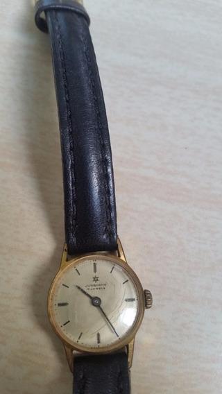 Relógio Junghans 15 Jewels A Corda