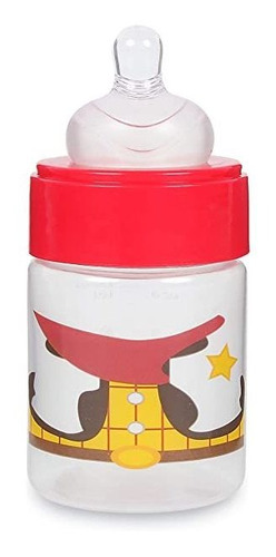 Mamadeira Toy Story 125 Ml Supersoft Sil 01744 Babygo