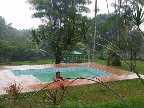 Chácara À Venda, 50000 M² Por R$ 350.000 - Puraquequara - Manaus/am - Ch0019