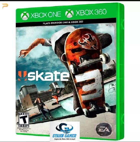 Skate 3, Midia Digital/ Xbox One