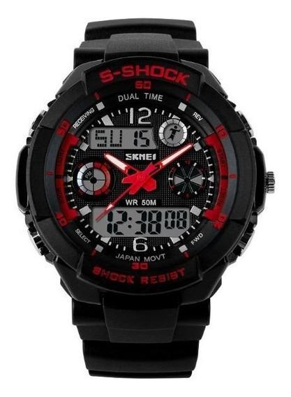 Relógio Masculino Sport - Skmei 0931 (caixa+ Certificado)