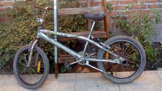 Bicicleta Bmx Xt3 Tomaselli Aluminio