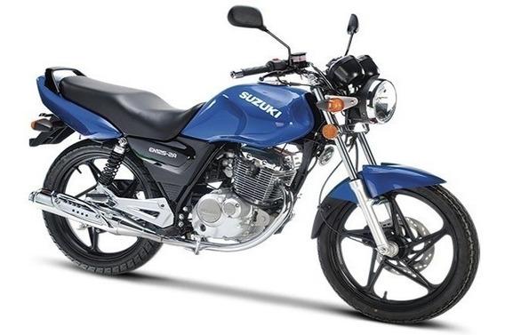 Moto Suzuki En 125 2a Full Nacional Ybr Titan Garantia