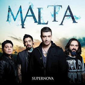 Banda Malta - Supernova [cd] Lacrado - Original
