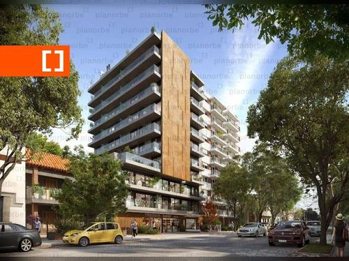 Venta De Apartamento Obra Construcción 1 Dormitorio En Punta Carretas, Sky Punta Carretas Unidad 108