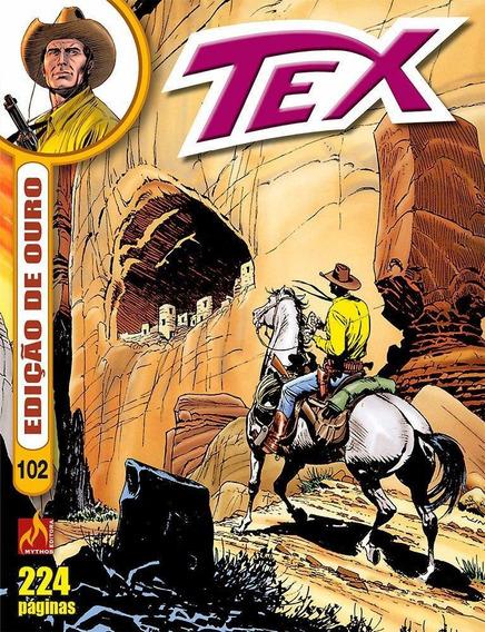 Tex Edição De Ouro 102