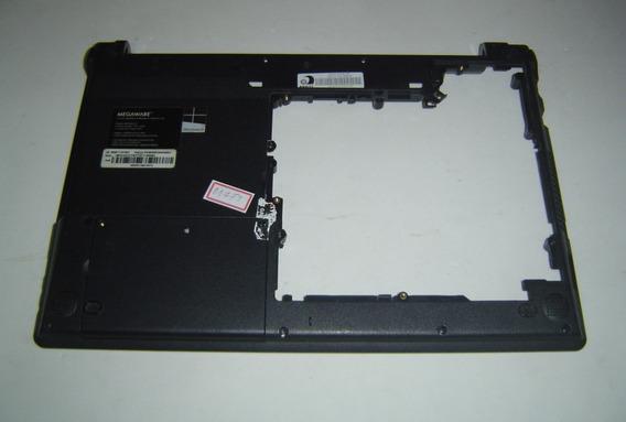 Carcaça Inferior Notebook Megaware Kripton 6 39 E4183 015 C