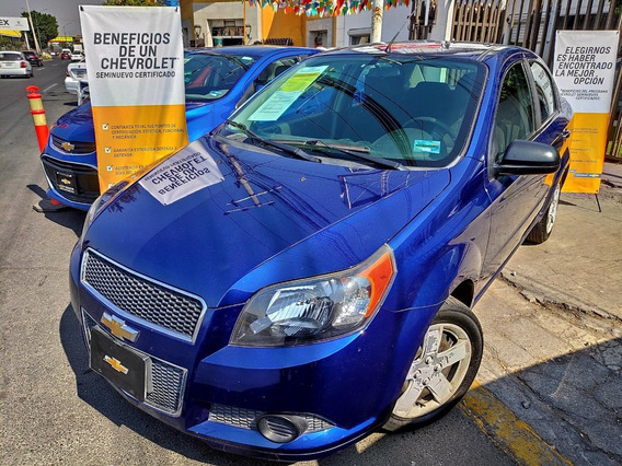 Chevrolet Aveo Lt 2016. Manual