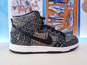 Tenis Nike Dunk Sb Premium Psychedelic