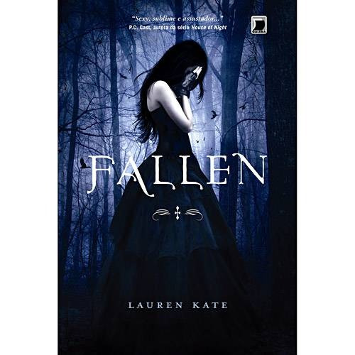 Livro Fallen - Coleção Fallen Volume 1 - Portugues - Lauren
