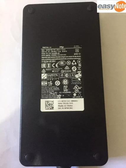 Fonte Alienware 17 R4 Ac Adapter 240w 19.5v 12.3a240 Origina